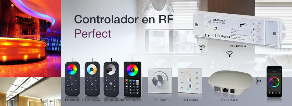 Controlador en RF Perfect